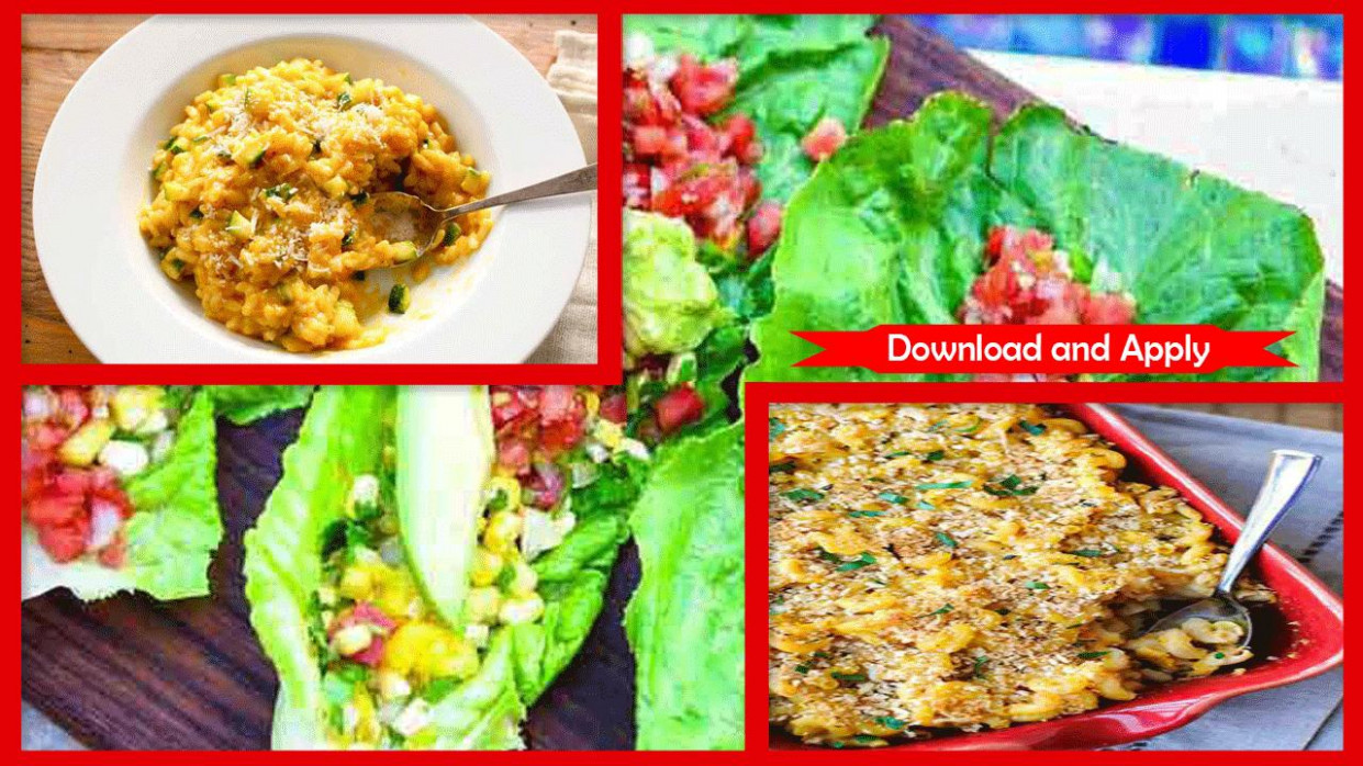Awesome Easy Vegetarian Recipes Dinner Für Android - APK ..