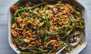 BA's Best Green Bean Casserole – Recipes Green Bean Casserole Healthy