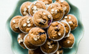 Baby Apple Banana Oat Muffins – Toddler Food Recipes