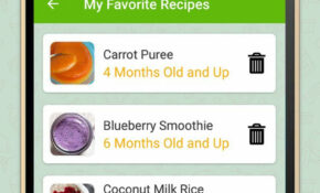 Baby Food Recipe – Homemade Healthy Recipes For Android ..