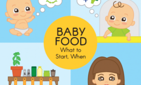 Baby Food: What To Start, When | Parents – Baby Food Recipes 6 8 Months