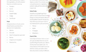 Baby's First Recipe Book – Baby Finger Food Recipes