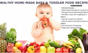 BABY & TODDLER FOOD RECIPES - KITCHEN KATHUKUTTY