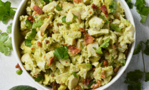 Bacon Avocado Chicken Salad Whole30 Recipe – WonkyWonderful – Healthy Recipes Avocado