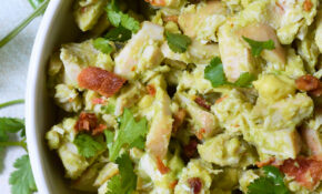 Bacon Avocado Chicken Salad Whole30 Recipe – WonkyWonderful – Recipes For Chicken Salad