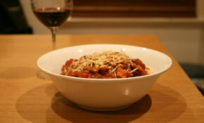 Bacon & Mushroom Pasta – Dinner Recipes Using Bacon