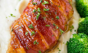 Bacon Wrapped Chicken – Dinner At The Zoo – Dinner At The Zoo Chicken Recipes