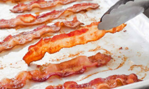 Baked Bacon Recipe | Leite's Culinaria – Food Recipes Bacon