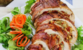 Baked Bacon Wrapped Chicken – Healthy Boneless Family ..