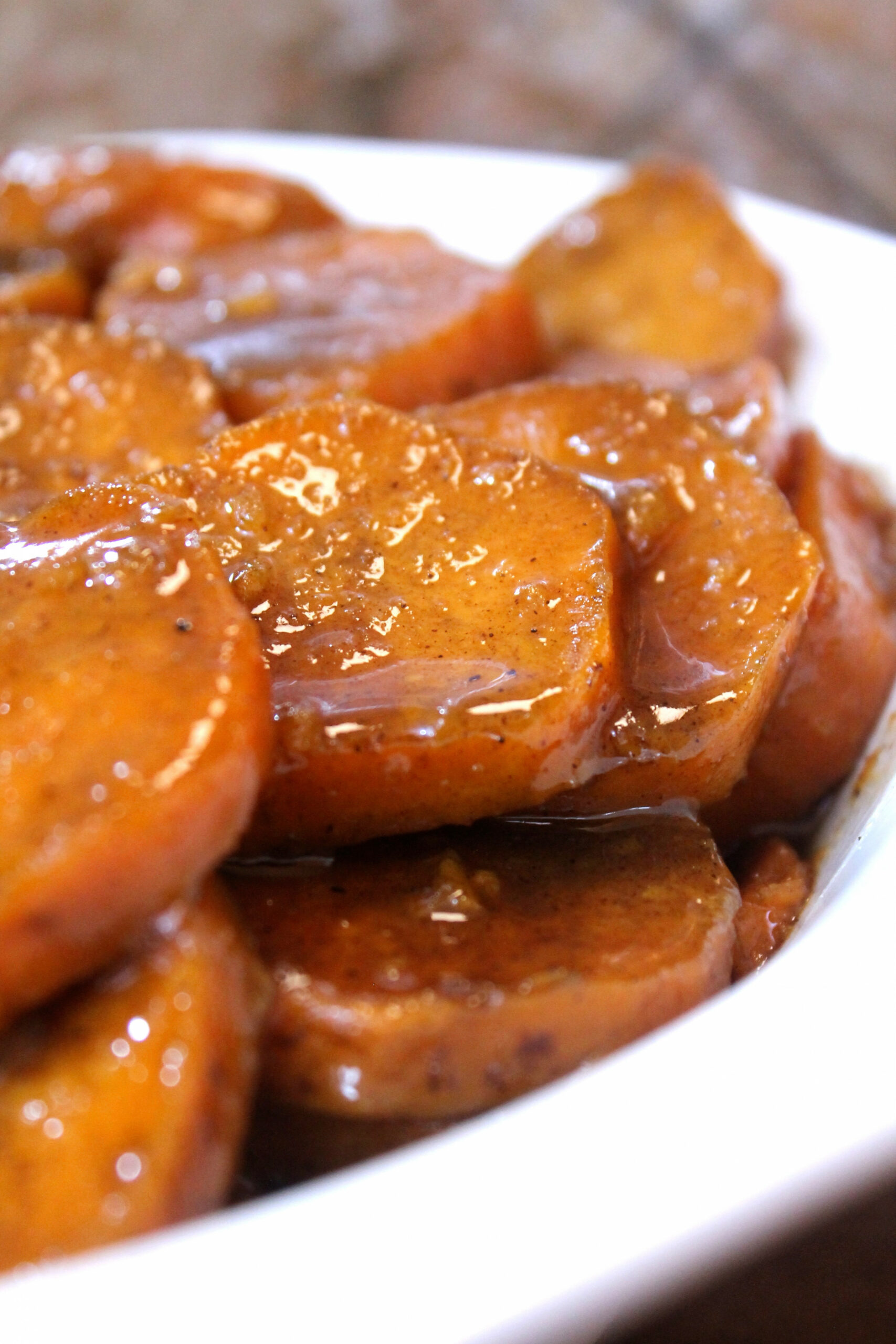 Baked Candied Yams Soul Food Style | I Heart Recipes - soul food recipes