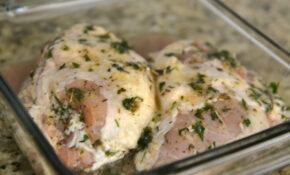 Baked Chicken Breast Recipes Easy Calories Bone In And Rice ..