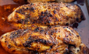 Baked Chicken Breast – Recipes For Baked Chicken