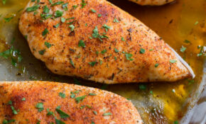 Baked Chicken Breasts – Chicken Recipes Using Cooked Chicken