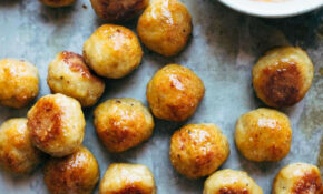 Baked Chicken Meatballs – Recipes You Can Make With Ground Chicken