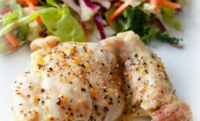 Baked Chicken Thighs – Chicken Recipes Easy Baked