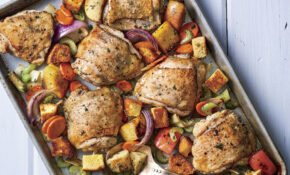 Baked Chicken Thighs Recipe With Dressing – Recipes On Baked Chicken