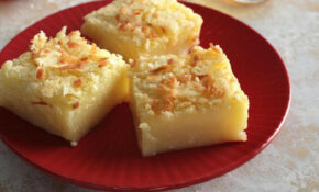 Baked Chinese New Year Cake Recipe   Just A Pinch Recipes – Chinese Food Recipes