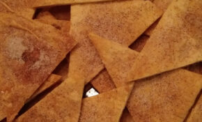 Baked Cinnamon Sugar Torilla Chips – Chicken Recipes Ranch