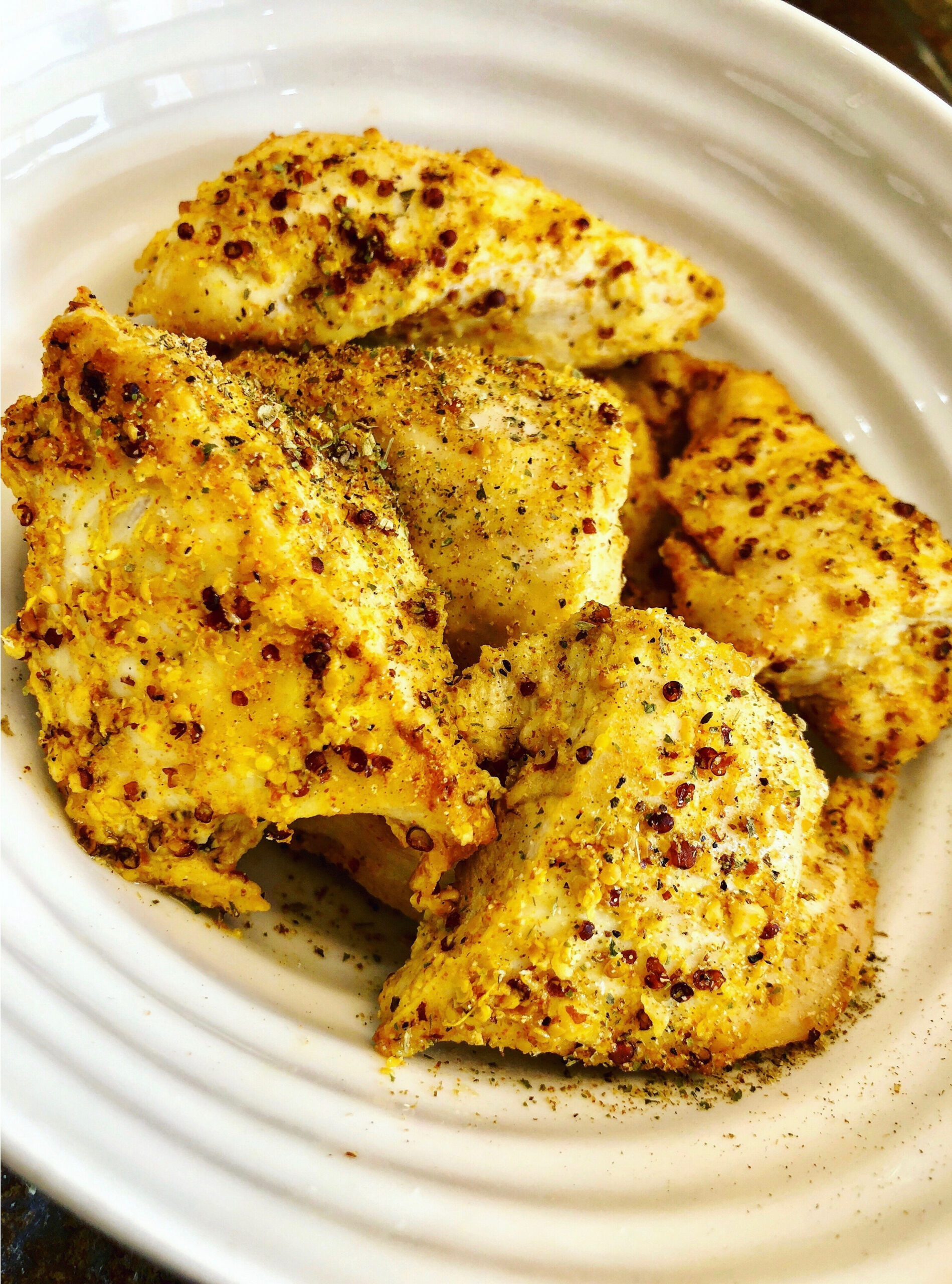 Baked Curry Chicken Breasts - Recipes Baked Chicken Breast