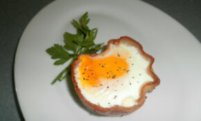 Baked Egg – Food Recipes On A Budget