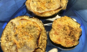 Baked Eggplant W/ Thin Sliced Chicken Breast | Recipes To ..