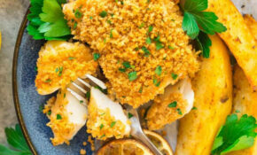 Baked Fish And Chips – Dinner Recipes Oven