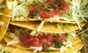 Baked Ground Chicken Tacos – Together As Family – Recipes Ground Chicken Breast