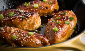 Baked Honey Garlic Chicken – Chicken Recipes Delish