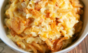 Baked Rice With Chicken Broth – French Recipes Chicken
