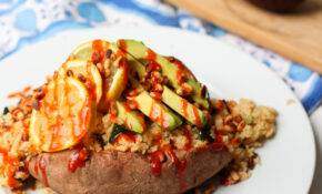 Baked Sweet Potato Recipe – Sweet Potato Recipes Dinner