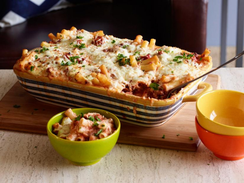 Baked Ziti Recipe | Ree Drummond | Food Network - food recipes on facebook