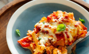 Baked Ziti with Roasted Vegetables - Cookie and Kate