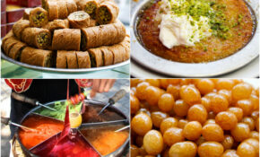 Baklava And Beyond: 13 Turkish Sweets You Should Know ..