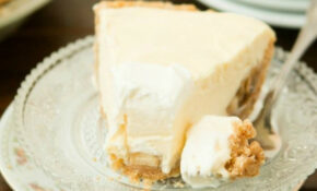 Banana Cream Pie With Nilla Wafer Crust ..