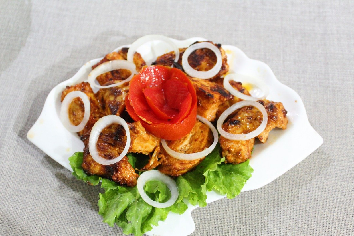Barbecue, Chicken Barbecue, Chicken - Food Recipes With Chicken