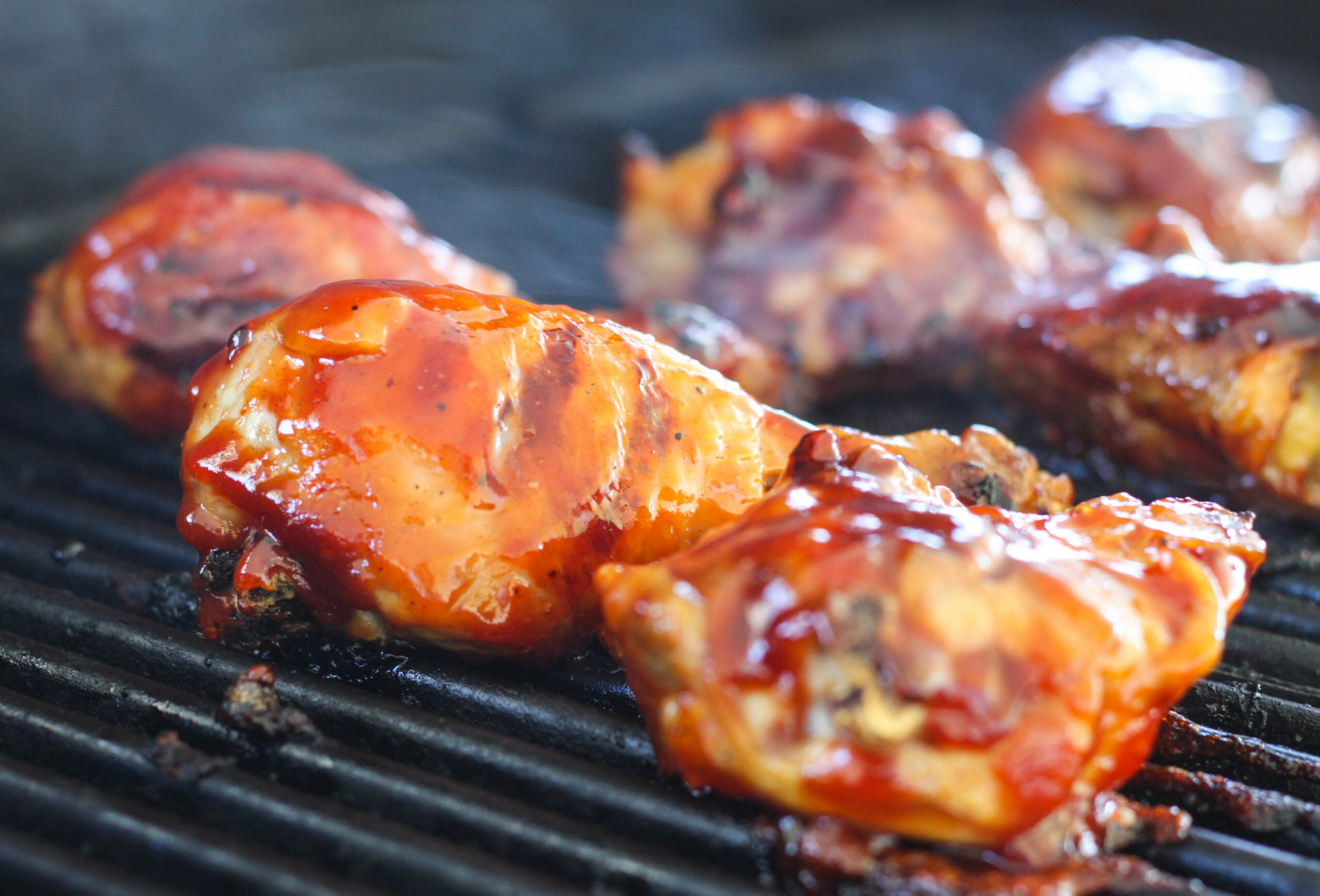 Barbecue Chicken - grill recipes chicken