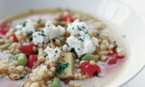 Barley Chupe With Queso Fresco – Queso Fresco Recipes Food Network