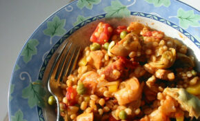 Barley Paella – Paella Recipes Chicken