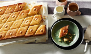 Basbousa – Sbs Food Recipes