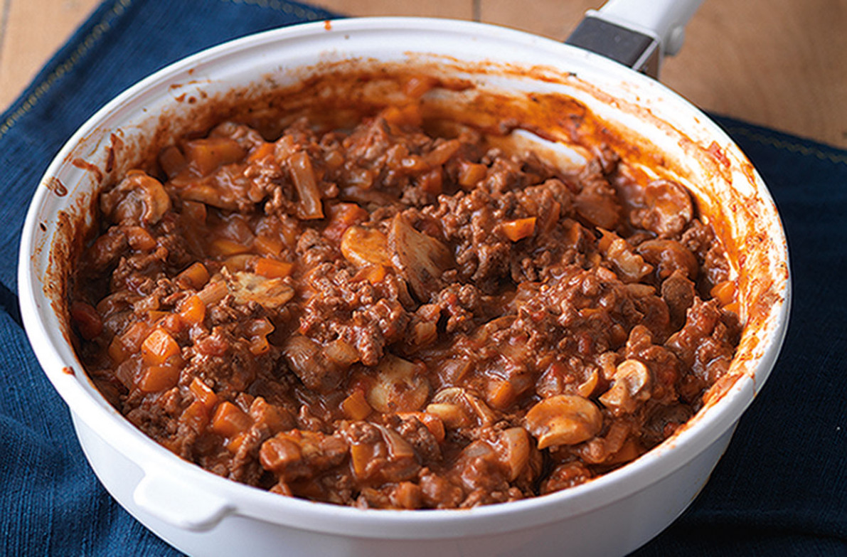 Basic mince - recipes with mince healthy