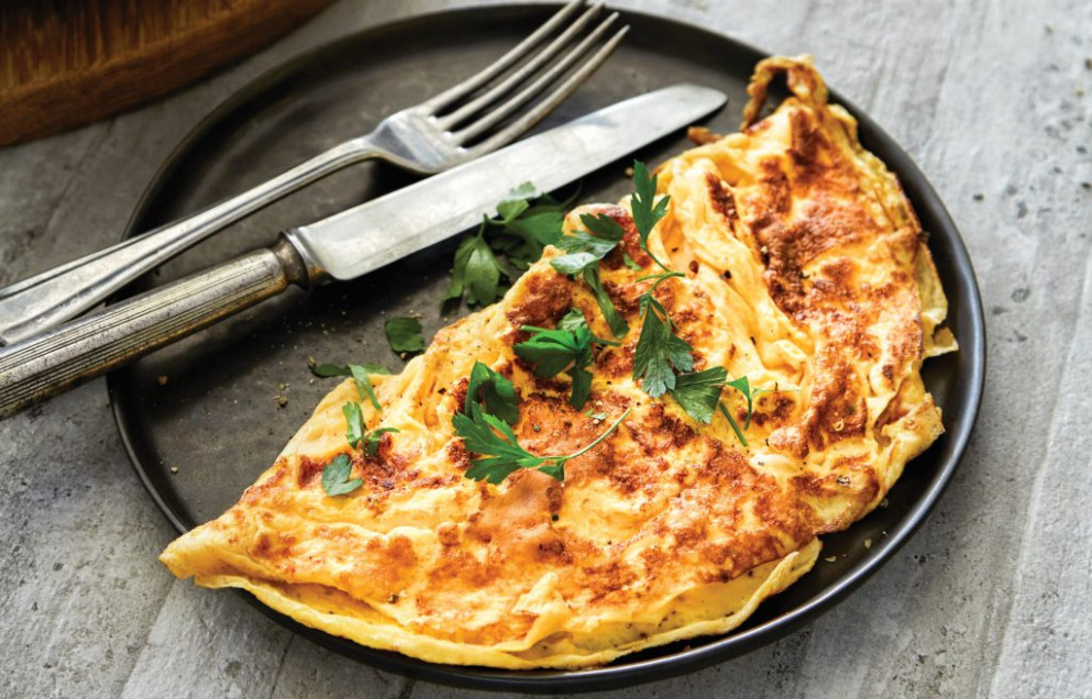 Basic Omelette - Healthy Food Guide - Healthy Recipes Nz