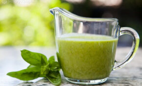 Basil Vinaigrette Recipe | SimplyRecipes