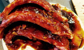 BBC Barbecued Spare Ribs – Recipes, Cooking And More! – Www
