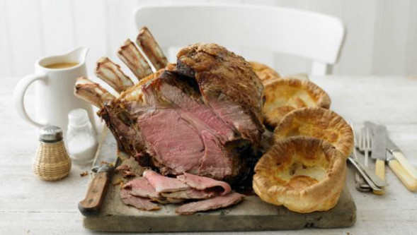 BBC - Food - Occasions : Roast dinner recipes - dinner recipes roast beef