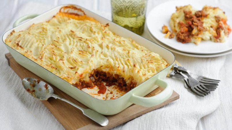 BBC Food - Recipes - Comforting Cottage Pie - Bbc Food Recipes