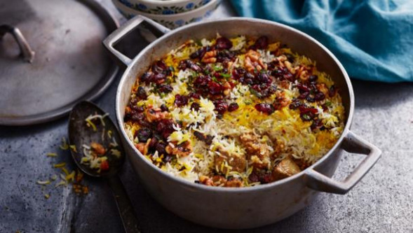 BBC Food - Recipes - Kashmiri biryani - bbc food recipes