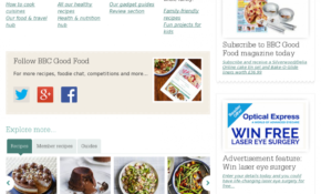 BBC Good Food Competitors, Revenue And Employees – Owler ..