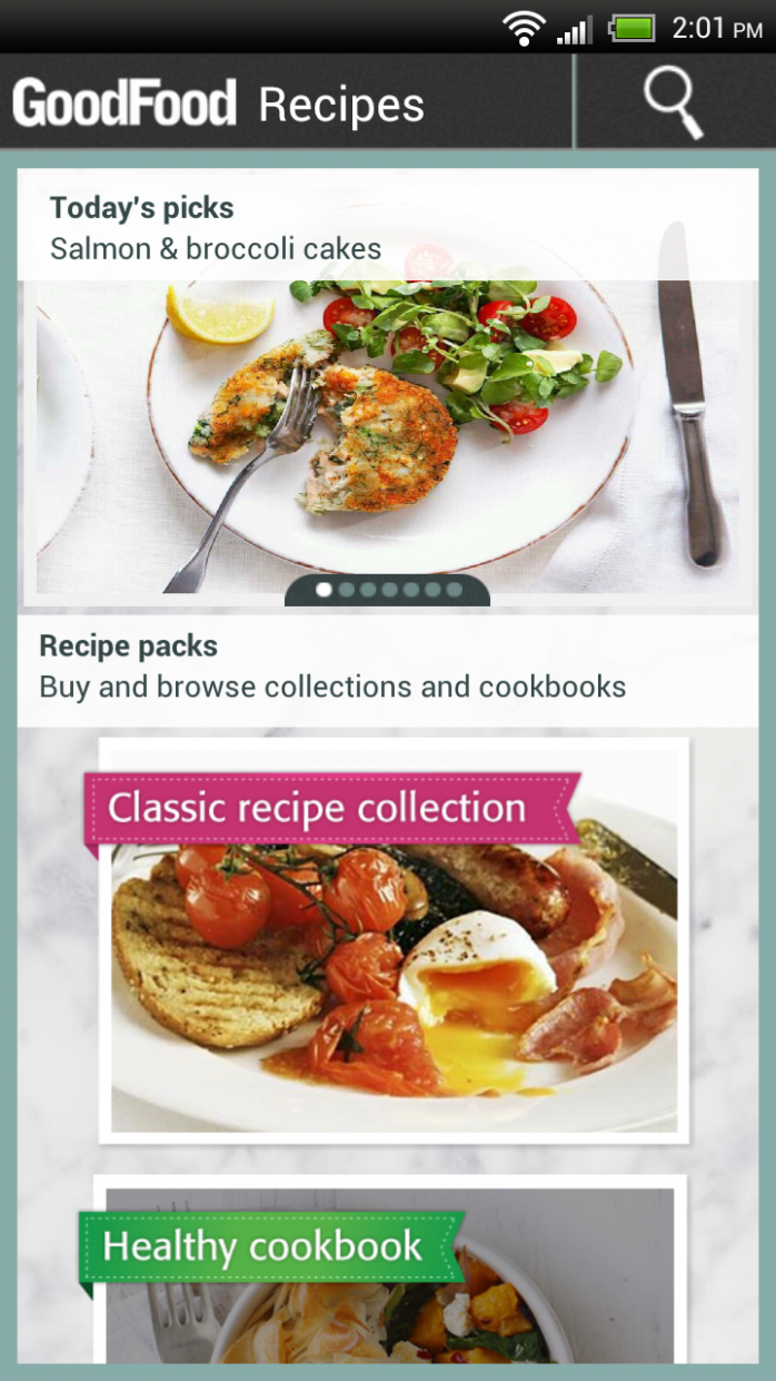 BBC Releases Good Food Recipe App For Android, Packs ..