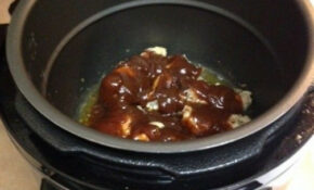 BBQ Chicken Wings Recipe Cooking With The Electric Power ..