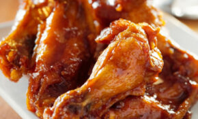 Bbq Chicken Wings Recipe – Oven Recipes Chicken